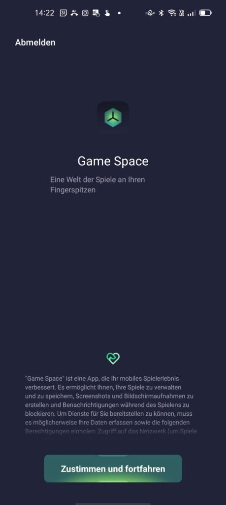 OPPO - Game Space