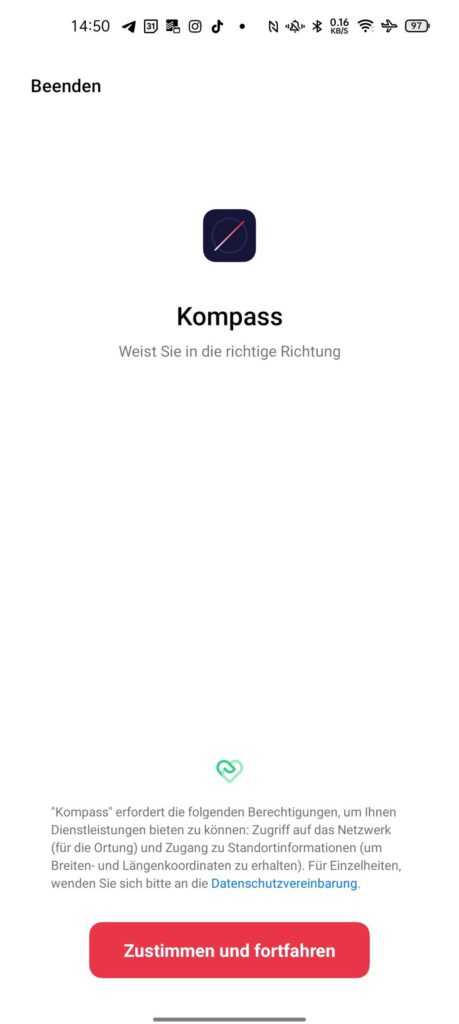 OPPO - Kompass