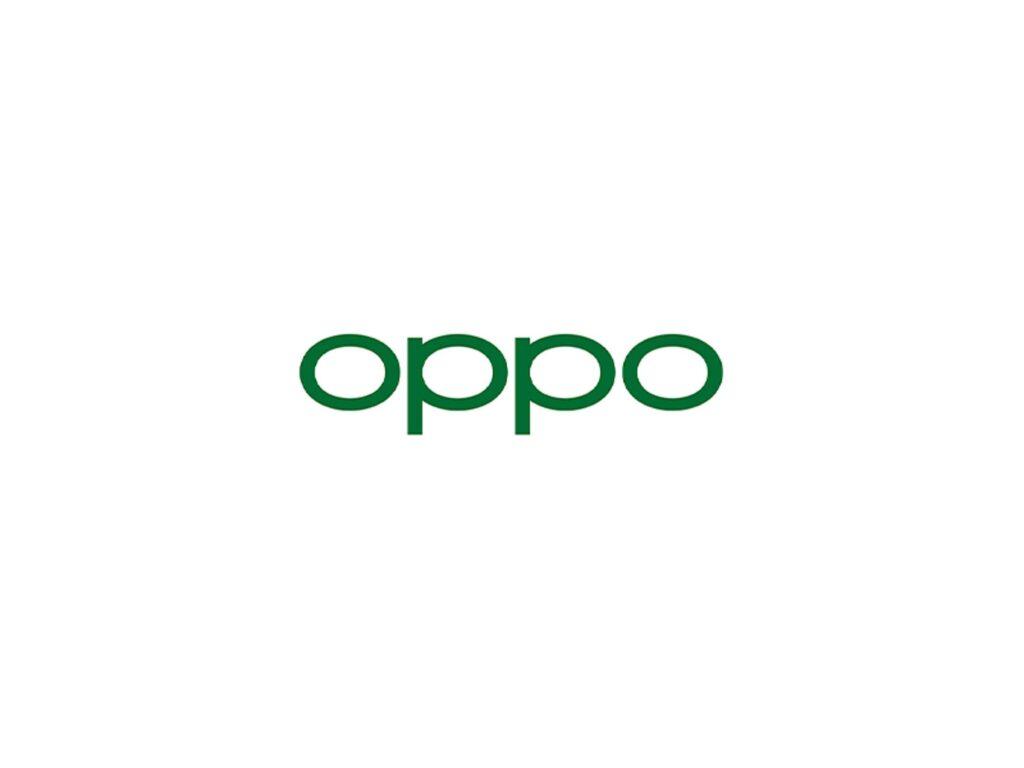 OPPO - Logo weiss