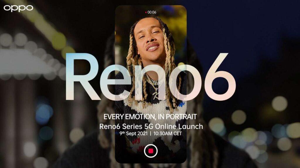 OPPO Reno6 Series vorgestellt