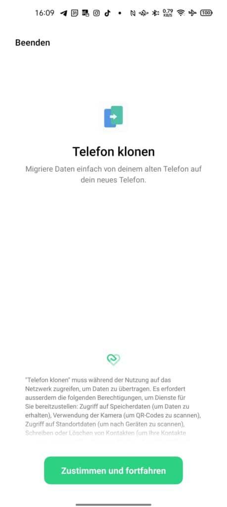 Telefon klonen