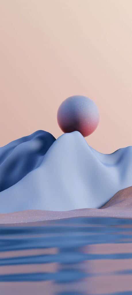OPPO - ColorOS 12 Hintergrundbilder