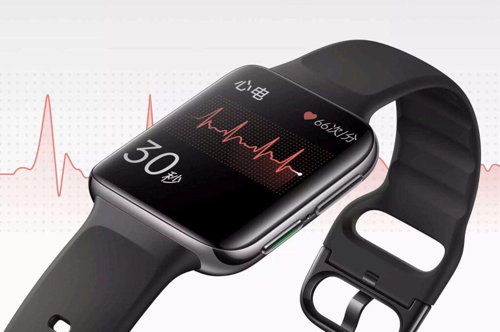 Oppo Watch 2 EKG Leak